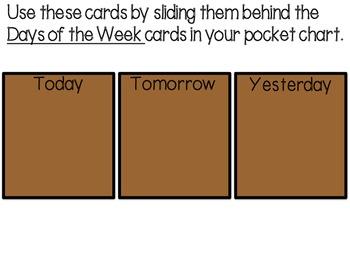 November Calendar Set-Polka Dots