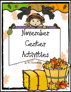 November Center Activities