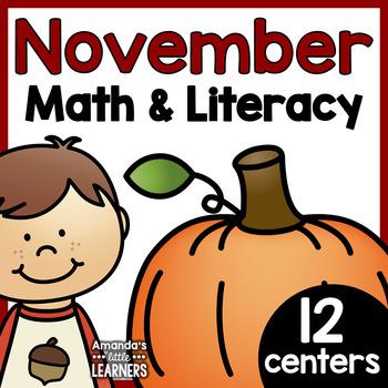 November Centers - Fall