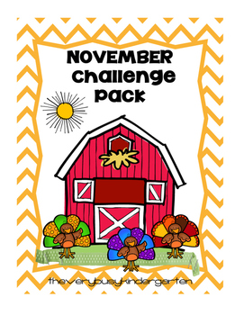 November Challenge Pack
