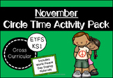 November Circle Time Pack for Early Years