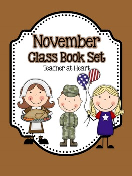 November Class Book Set