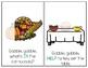November Core Vocabulary Book - BILINGUAL