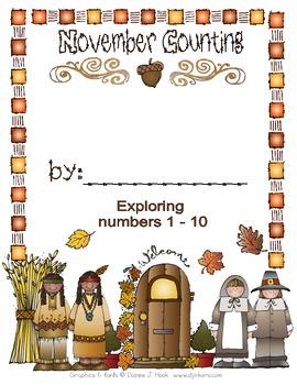 November Counting Book