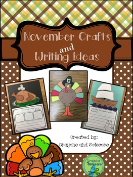 November Craft & Writing Bundle