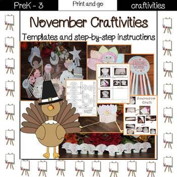 November Craftivities