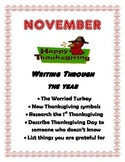 November Creative Writing Projects