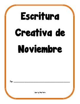 November Creative Writing (Spanish)