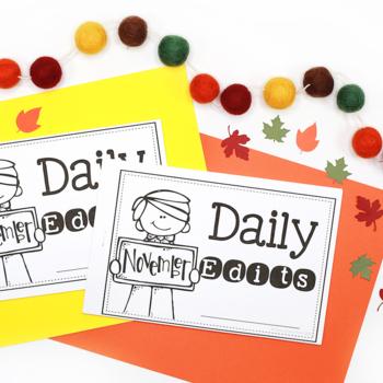 November Daily Edits