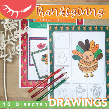 November Directed Drawings Thanksgiving Remembrance Day, Day of the Dead