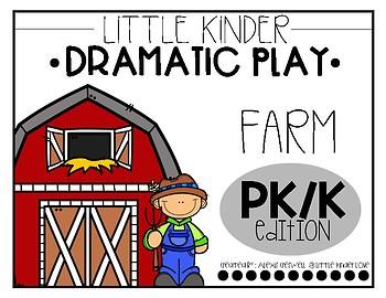 November Dramatic Play: Farm