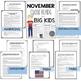 November ELA Bundle Common Core Aligned for Grades 4-6