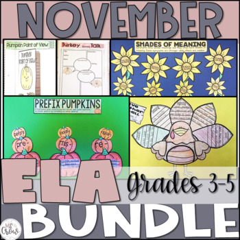 ELA MEGA Bundle November