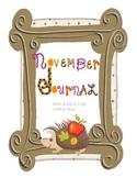 November ELA/MAth Journal :)