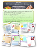 November Newsletter Editable Template
