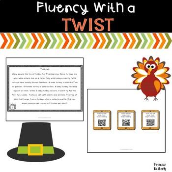 November Edition Fluency With a Twist