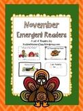 November Emergent Books - Where is the Turkey