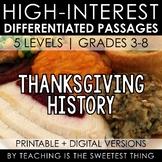 Thanksgiving History: Passage