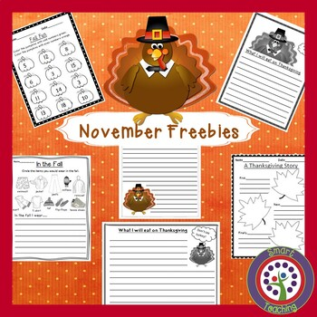 Free Download - November Assortment Pack - A Sample of Products