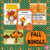 FALL BUNDLE 4th, 5th Grade