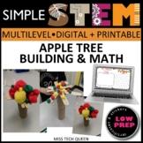 November Fall STEM Challenge - Apple Tree