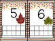 November Fall Ten Frames