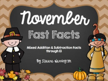 November Fast Facts