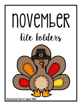 November File Folders