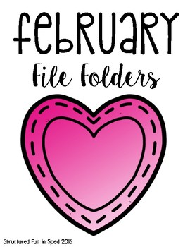February File Folders