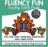 November Reading Fluency Fun-Poems, Plays & Songs