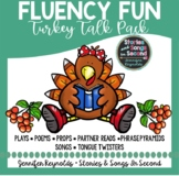 November Reading Fluency Fun-Poems, Plays & Songs