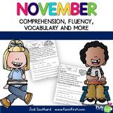 Fluency for November