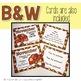 November Fluency Practice Task Cards