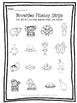 November Fluency Sentences