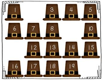November Games and Centers {math only}
