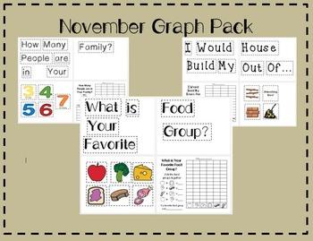 November Graph Pack