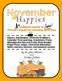 November HAPPIES with Dr. Jean