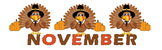Turkey November Header