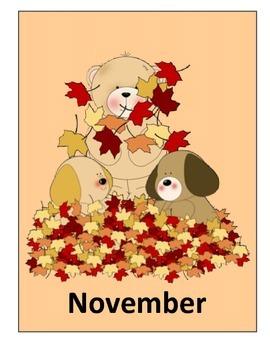 November Incentive Tags