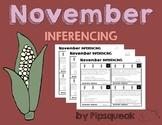 November Inferencing