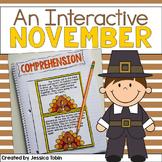 November Interactive Notebook