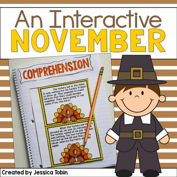November Interactive Notebook