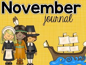 Monthly Journal: November
