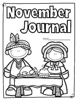 November Journal Pack