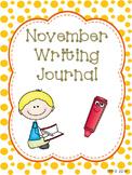 November Journal Topics
