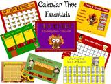 November Kindergarten Calendar for ActivBoard