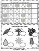 November Kindergarten Common Core Homework WEEK FOUR