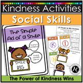 Kindness Activities: Social Skill Development
