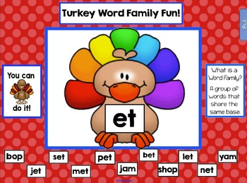 November Language Pack for Smartboard