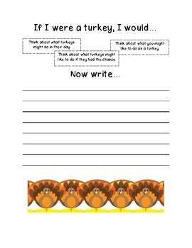 November Lesson Plan- Turkeys